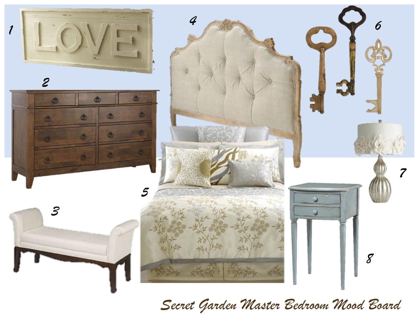 Bedroom Boards Collection Delectable Inspiration