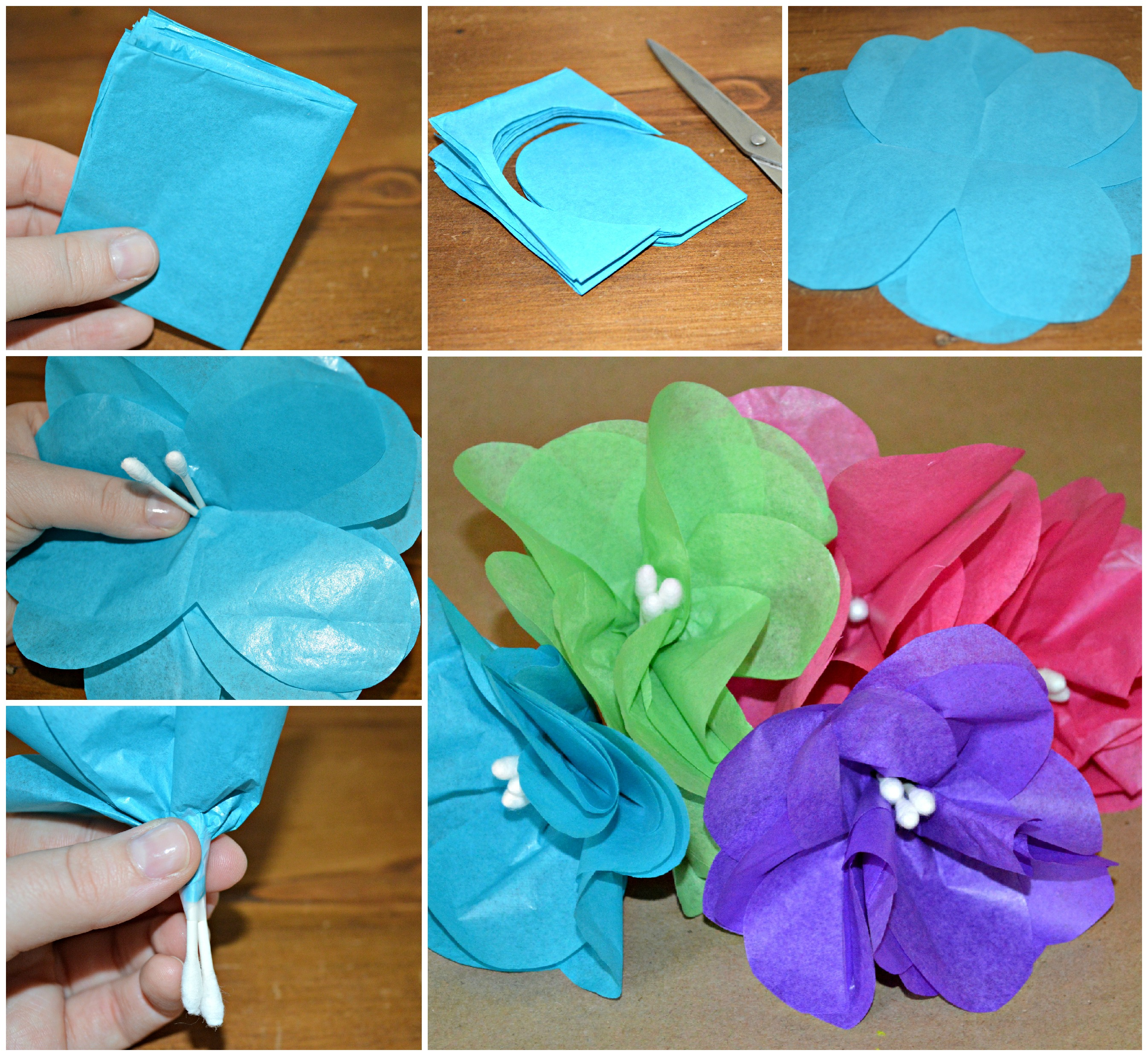 How to make tissue paper flowers martha stewart comousar how to make tissue paper flowers martha stewart to make the tissue paper mightylinksfo